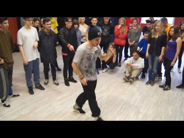 АнклавBattle vol.1 - Zifir vs. Парыч