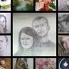 Графічні, акварельні малюнки, прикраси ручної р