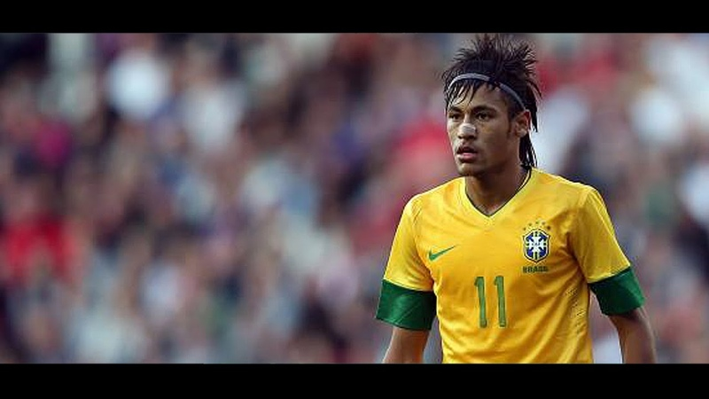 Neymar vs Belarus HD 1080i (Olympic Games 2012) by FERAX
