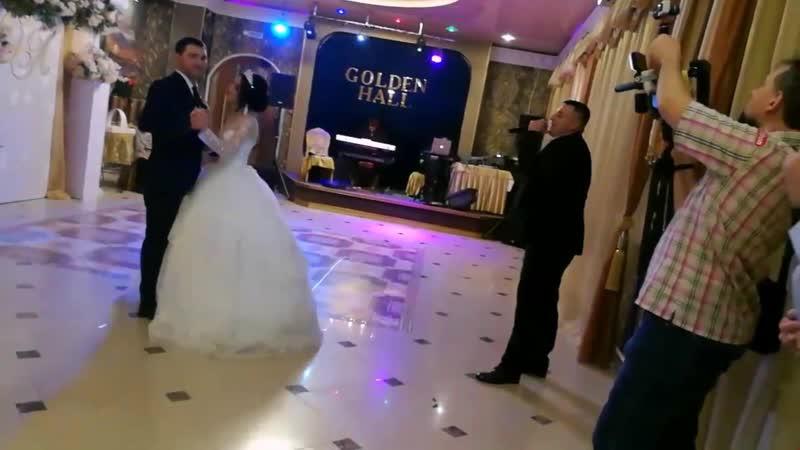 Самвел и Лаура (кусочек свадебной песни)