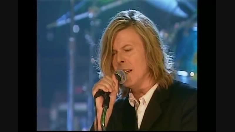 David Bowie - Ashes to Ashes (Live at BBC)