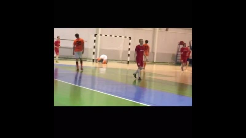 19.04.18 гол в ворота Фест Логистик