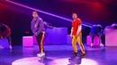 ТАНЦЫ Саша Ли и Виталий Уливанов Jukebox Trio Feat. DJ Groove - Бит И Бас сезон 5, сезон 19