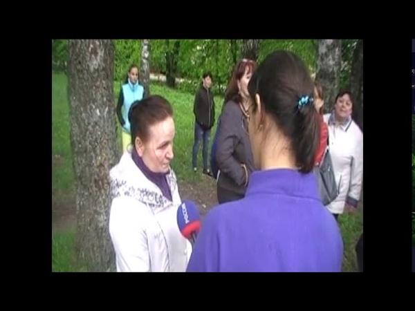 Жители пос Вишенки г Смоленска хотят чтобы их услышали власти города и области