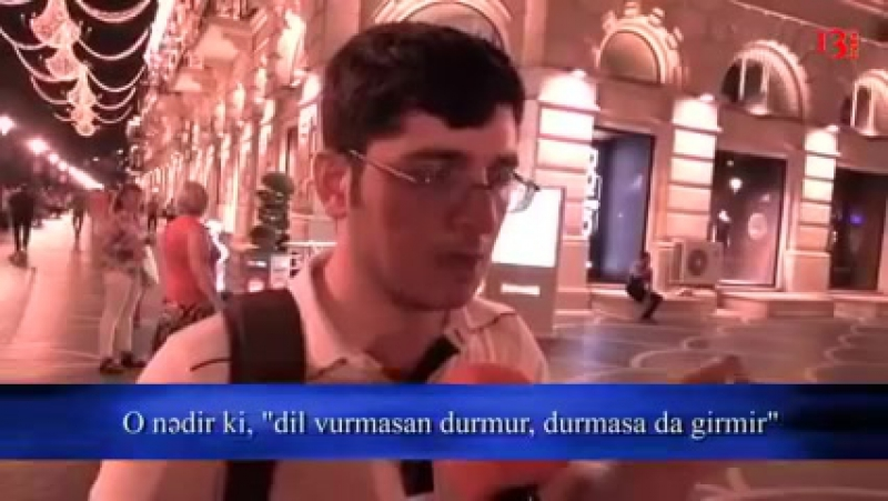 O Nədir Ki Dil Vurmasan Durmur Durmasada Girmir Super Azeri Prikol 2015