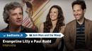 Ant Man and the Wasp Evangeline Lilly e Paul Rudd dal primo incontro alla scena più ardua
