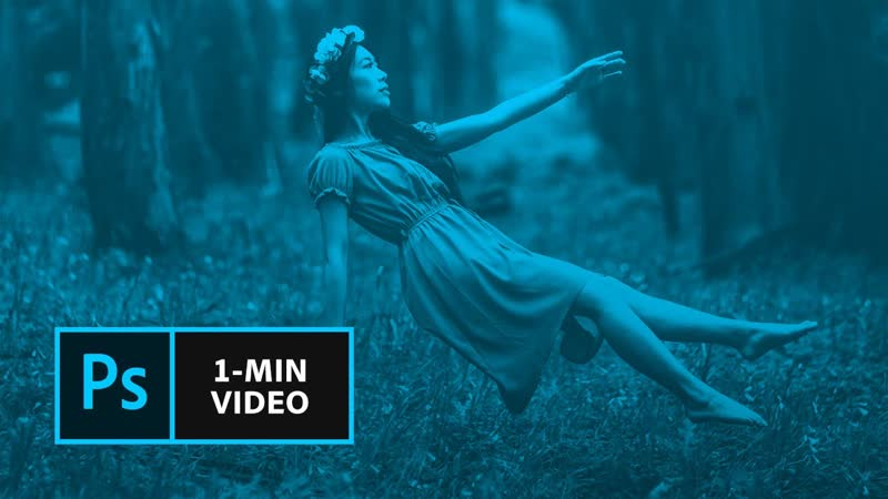 How to Create a Levitation Effect in Photoshop _ Adobe Creative Cloud