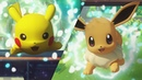 Pokémon: Let's Go, Pikachu! and Pokémon: Let's Go, Eevee! - Trailer | Nintendo Switch.