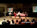 GNSH 2014, Teachers' cabaret with William, Maeva, Max and Pamela