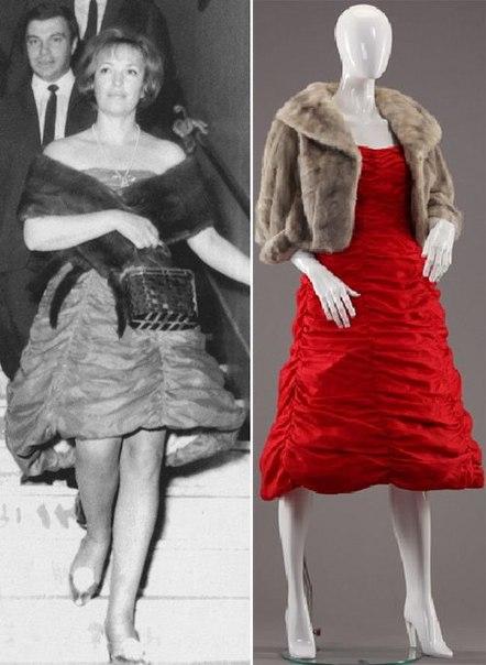 до встречи с тобой красное платье фото