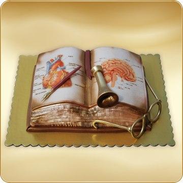 Торты на медицинскую тему анатом