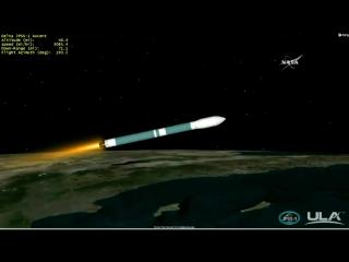 Launch of Penultimate Delta II Carrying JPSS-1 Satellite