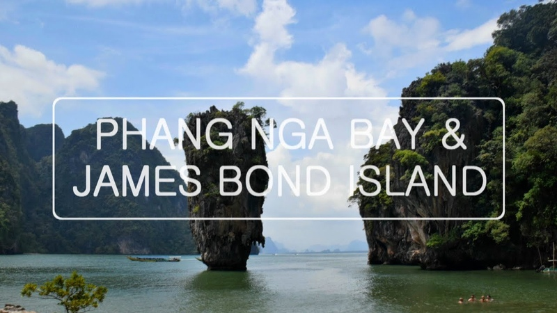 Phang Nga Bay James Bond Island