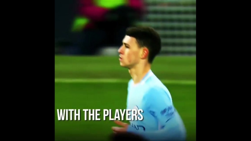 Phil_foden10's dream journey is only just beginning! 🌟 mancity 📽 @officialdugout