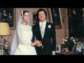 Свадьба Принцессы Монако Каролины и Филиппа Жюно, 29 июня 1978 г.