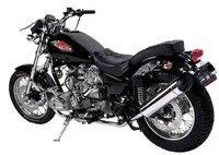 Мотоцикл Урал Волк фото.