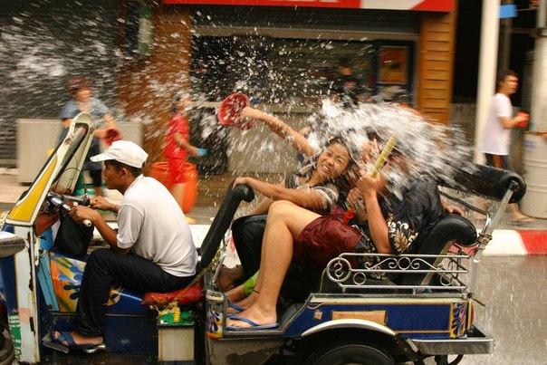 Погода в новый год в тайланде