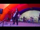 Сергей Тацинский II-й районный рок-фестиваль «Последний герой»