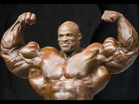 Ronnie Coleman At His Best - King of the Mass Monsters