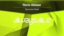 Rene Ablaze Summer Dust Available 27 07 18