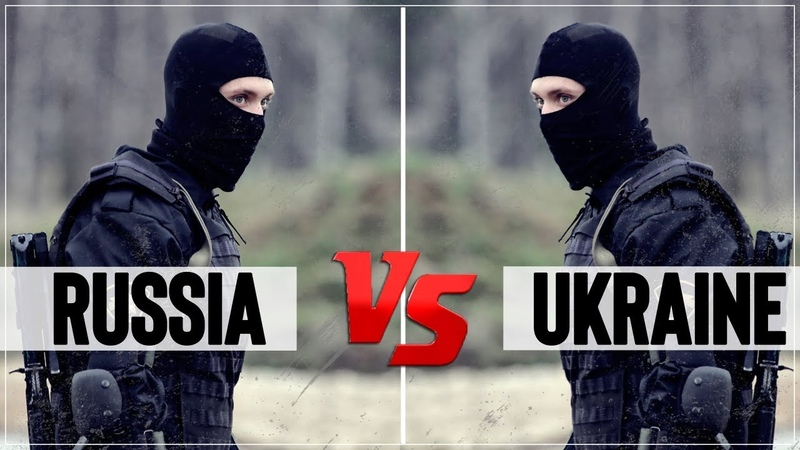 Spetsnaz VS Spetsnaz | SPECIAL FORCES | RUSSIA VS UKRAINE | MONSTERS EXIST 2018