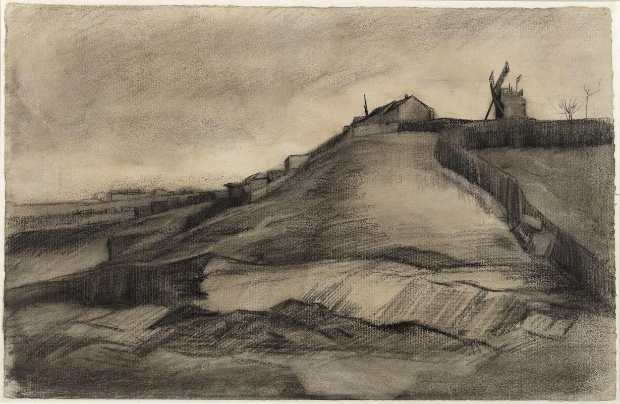 Недавно найденный рисунок Ван Гога привёл к сенсационному открытию