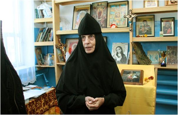 Монахиня Надежда (насельница Свято-Николаевского женского монастыря, г. Арзамас.)