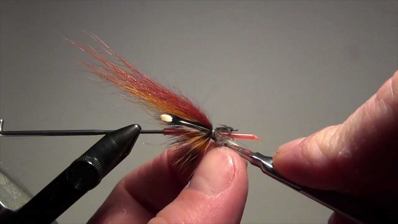 Fly tying - FastSlim, easy tube fly
