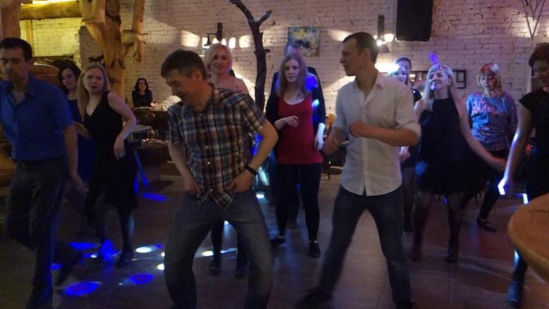 День Рождения школы танцев Арена S в Лофт Чаще 14.04.2019 групповые танцы 2 Barefoot