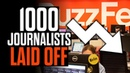 1000 Journalists Laid Off - Fake News is Dying