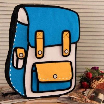 Рисованные рюкзаки рюкзаки для подростков украина недорого