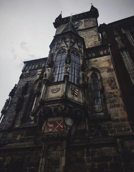 Очарование и мистика готической Праги.