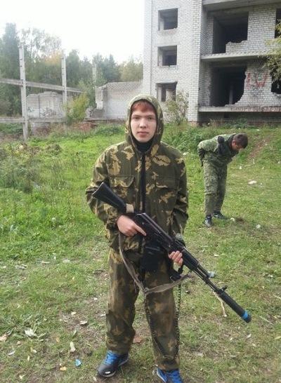 Пётр Николаев, 27 сентября 1996, Ульяновск, id64973989