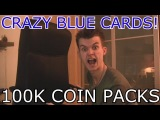 FIFA 14 | CRAZY 100K PACKS! Ft. BLUE CARDS