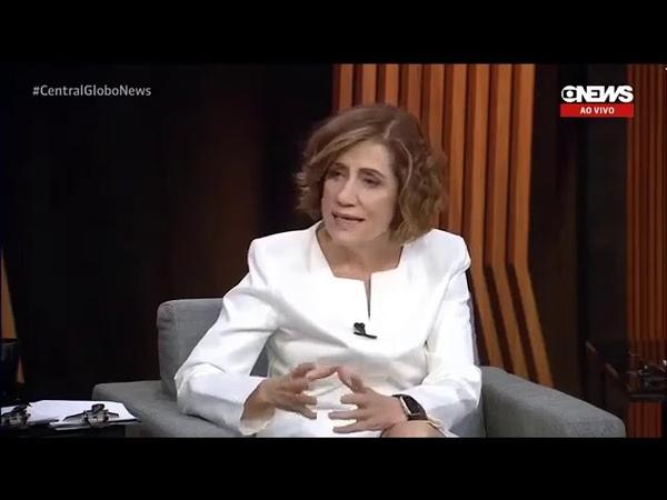 Ministro Paulo Guedes conversa sobre a situação econômica do país com Heraldo Pereira e outros