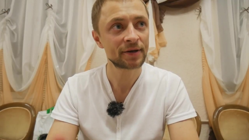 Евгений Матвеев - об iPhone, службе в Чечне, ядерном реакторе - ЗНАКОМЬТЕСЬ