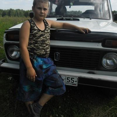 Витя Устинов, 22 июня , Омск, id173726392