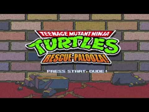 229 Прохожу Старую Новую Игру Черепашки Мутанты Ниндзя Teenage Mutant Ninja Turtles 2019 5 25 06 2019
