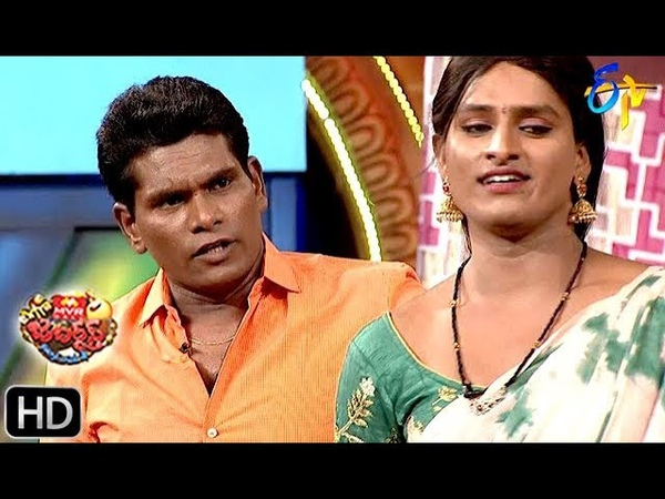 Chammak Chandra Performance Extra Jabardasth 12th April 2019 ETV Telugu