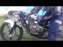 Pierwsze odpalenie MTX Metalex CZ 250 3-04