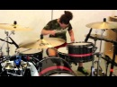 Dual Drum Cover - Ft. Kortney Grinwis & COOP3RDRUMM3R - (Kiss You - One Direction)