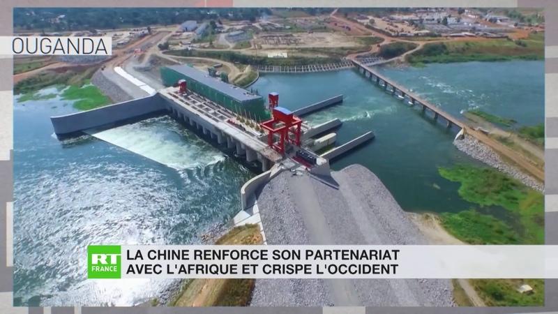 La Chine renforce son partenariat avec l'Afrique et crispe l'Occident смотреть онлайн без регистрации