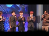 [131206] SBS 송년음악회 EXO::디오+백현+첸 We Wish You A Merry Christmas