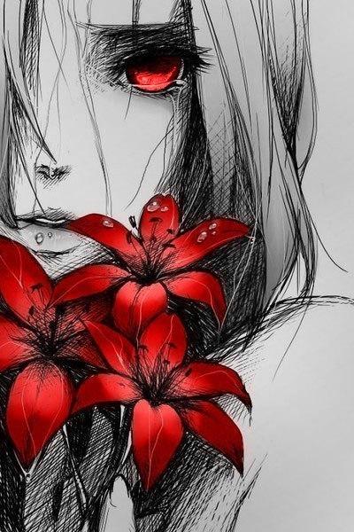 самые красивые картинки аниме: