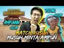 MATCH SERU! MUSUHNYA SAMPE MINTA AMPUN! - PUBG Mobile Indonesia