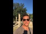 Robert Gant. Greece 4