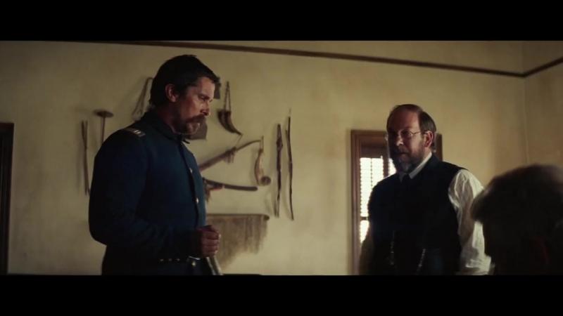 Hostiles Trailer 1 (2017) _ Кристиан Бэйл и Розамунда Пайк в новом трейлере фильмаНедруги