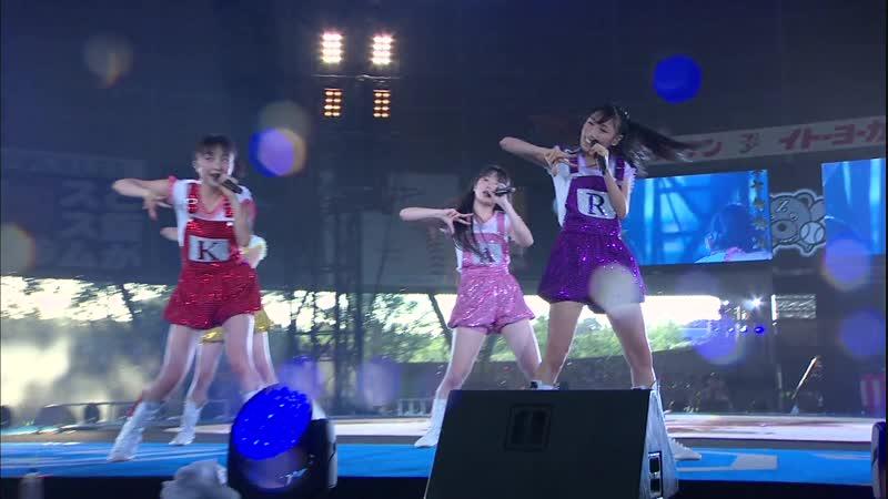 Momoiro Clover Z - D'noJunjou (SUMMER DIVE 2012 Seibu Dome)