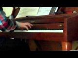 Crystal Castles - Magic Spells [Piano Cover // Improv]