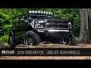 Super Clean 2018 Ford Raptor Grid Off Road Wheels Butler Tire
